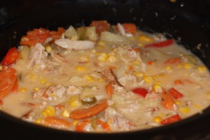 Slow Cooker Showcase: Crab and Corn Chowder