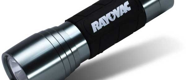 Giveaway: Rayovac Sportsman Xtreme Mini High powered LED Flashlight *Ends 1/28*