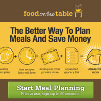 Easy (and Free!) Meal Planning Based on Store Sales