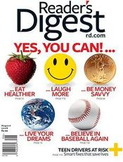 Subscribe to Reader's Digest Magazine for only $3.99/year