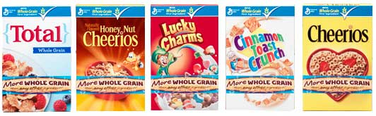 Giveaway: General Mills Whole Grain Cereals *Ends 3/10*