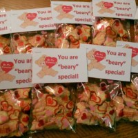 Valentine Crafts: Beary Special Valentine Treats