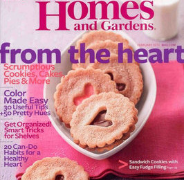 Subscribe to Better Homes and Gardens Magazine for only $4.50/year