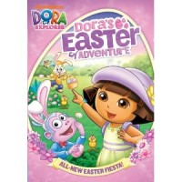 Giveaway: Dora the Explorer: Dora's Easter Adventure DVD *Ends 3/10*