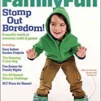 Subscribe to Disney Family Fun Magazine for only $3.99/year
