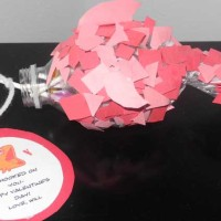 "Valentine Crafts: ""Hooked on You"" Valentine Gift"