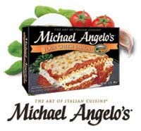 Giveaway: Michael Angelo's Gourmet Foods *Ends 3/10*