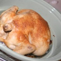 Slow Cooker Showcase: Rotisserie Chicken