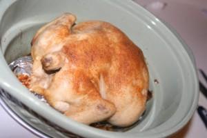 Slow Cooker Showcase: Rotisserie Chicken