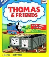 Subscribe to Thomas and Friends Magazine for only $14.99/year