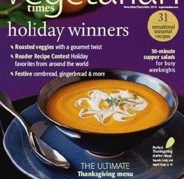 Subscribe to Vegetarian Times Magazine for only $5.50/year