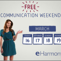 Free Communication Weekend at eHarmony
