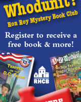 Free Mystery Book Club Starter Kit for Kids