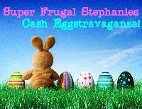 Giveaway: $100 Cash Eggstravaganza *Ends 4/7*