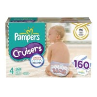 Giveaway: Box of Pampers Diapers and Wipes (2 Winners) *Ends 4/30*