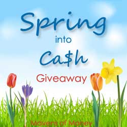 Giveaway: Spring into Cash from the Mavens of Money *Ends 4/17*