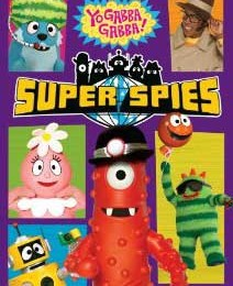 Giveaway: Yo Gabba Gabba: Super Spies DVD *Ends 5/5*