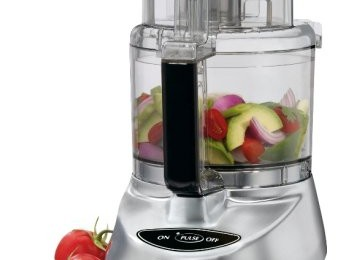 Giveaway: Pin It to Win It for a Cuisinart Food Processor *Ends 4/23*