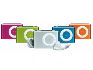 Giveaway: iPod Shuffle *Ends 5/3*