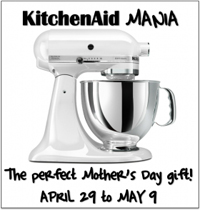 kitchenaid mania