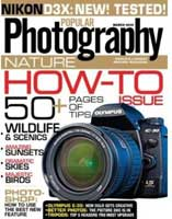 Subscribe to Popular Photography Magazine for only $4.99/year