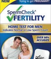 Giveaway: Home Fertility Test for Men *Ends 5/12*