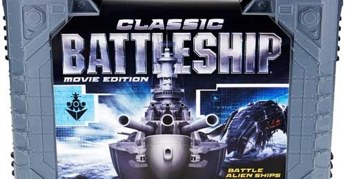 Giveaway: Classic Battleship Movie Edition Game and KRE-O Battleship Combat Chopper *Ends 5/15*