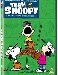 Giveaway: Happiness is… Peanuts: Team Snoopy DVD (2 Winners) *Ends 6/2*