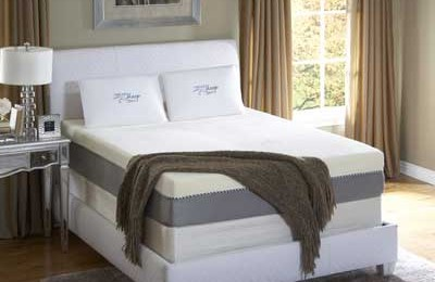 Giveaway: Nature's Sleep Visco Memory Foam Mattress *Ends 7/14*