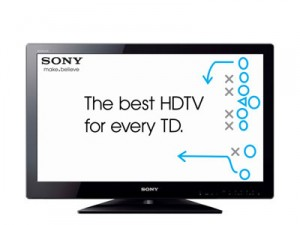 Giveaway: 32-in Sony Bravia HDTV *Ends 6/17*