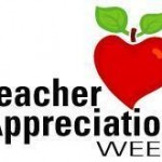 Teacher Apppreciation Week