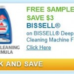 Bissell-deep-clean-free-sample