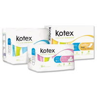 Walmart Deal: 8 Free Packages of Kotex Natural Balance Liners after Coupons