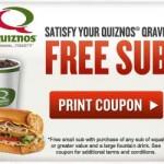 Quiznos-coupon