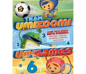 Giveaway: Team Umizoomi: Umigames on DVD *Ends 6/23*