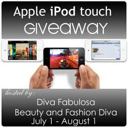 Giveaway: Apple iPod Touch (or $200 Cash) *Ends 8/1*