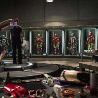 Iron Man 3 Begins Production for May 3, 2013 Film Release