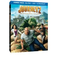 Journey 2: The Mysterious Island Fun Blog App!