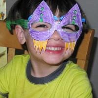 Crafts for Kids: Superhero Sunglasses