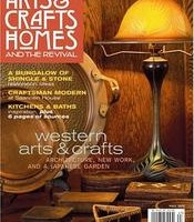Subscribe to Arts & Crafts Homes Magazine Magazine for only $7.99/year