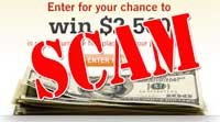 Giveaway Scams: Red Flags to Watch For