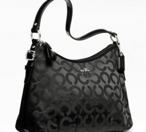 Group Giveaway: Coach Madison Op Art Sateen Handbag *Ends 8/22*