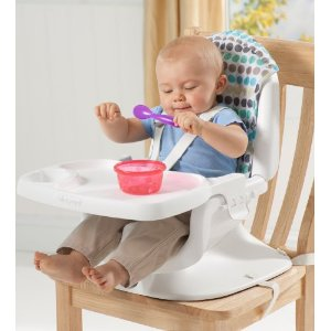 The First Years Deluxe Reclining Feeding Seat 2