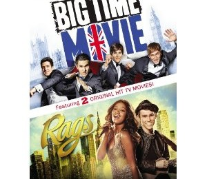 Giveaway: Big Time Movie and Rags – Double Movie DVD *Ends 9/15*