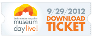 Free Museum Day 2012 – Get 2 Free Museum Admissions on Sept 29