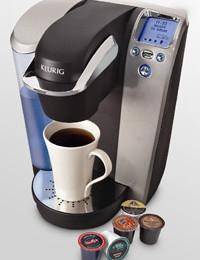 Group Giveaway: Keurig B70 Platinum Brewing System *Ends 9/1*