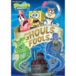 Spongebob Squarepants Ghouls Fools DVD