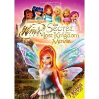 Winx Club: The Secret of the Lost Kingdom Movie on DVD