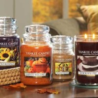Giveaway: Yankee Candle Fall 2012 Scents *Ends 9/15*