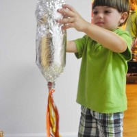 Crafts for Kids: Rocket Launcher